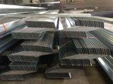 Acero galvanizado de la sección de la viga de acero Z de Z para el almacén prefabricado