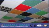 Comitato acustico della fibra di poliestere del rivestimento murale