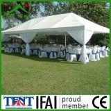 Jardin extérieur octogonal Pagoda Tente Canopée avec métal étanche 5X5m