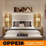 Мебель гостиницы комнаты PVC самомоднейшего деревянного зерна изготовления живущий (OP16-HOTEL02)