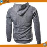 Hoodie der Männer Outwear warmer mit Kapuze Sweatshirt-Mantel Strickjacke Hoodies