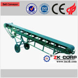 Alto Capacity Belt Conveyor in Lime Production