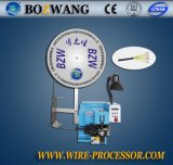 Bozhiwang éliminer de Wre et machine sertissante terminale