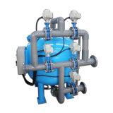 Filtro automático do carbono de Actived do remoinho para a irrigação agricultural