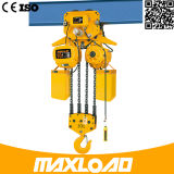 Type suspendu par Hhxg3 de modèle élévateur à chaînes électrique de 0.5 tonne