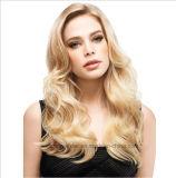 고전적인 형식 여자의 싼 가발 긴 곱슬머리 가발 가득 차있는 가발 합성 머리 가발