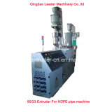 Machine de dosage d'extrusion de conduite d'eau de gaz de HDPE de contrôle de câble d'alimentation