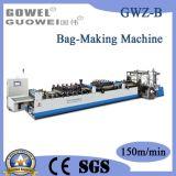 Máquina ereta do saco do Zipper lateral de alta velocidade da selagem 3 (GWZ-B)