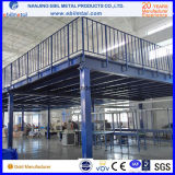 Plataforma de acero del almacén para el almacenaje de múltiples capas (EBILMETAL-SP)