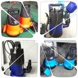 (SDL400C-32A) Bomba submergível da agua potável do jardim do aço inoxidável de Cheatest com parte inferior plástica