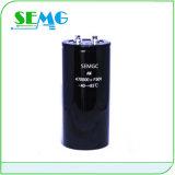 El condensador de alto voltaje 5400UF 400V calificó por el alcance de Ce RoHS