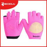 Kin-op de Handschoen van de Steun van de Pols van het Type van Handschoen van het Gewichtheffen van de Gymnastiek van de Omslagen van de Pols