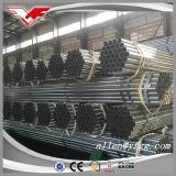 En 39/ASTM S53/BS1387 1.5inch亜鉛によって塗られる電流を通されたScaffodlingの鋼管