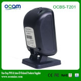 Ocbs-T201 Scanner van de Streepjescode van Omidirectional van de Laser van de Desktop de 2D