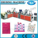 Saco não tecido ultra-sônico automático que faz a máquina