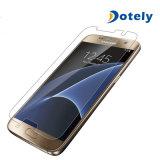 De duidelijke Beschermers van het Scherm van de Telefoon van de Diamant Mobiele voor de Melkweg van Samsung S7