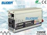 Suoer heiße Verkaufs-Energien-Inverter 1500W Sonnenenergie-Inverter 12V bis 220V Fabrik-Preis-Qualitäts-Wechselrichter mit CE & RoHS (SAA-1500A)