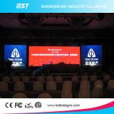 HD de video LEIDENE SMD3528 Huren van het Scherm met de Constante Huidige Hoge Helderheid van de Aandrijving