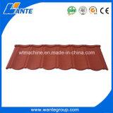 Wante suministra el cobre de la azotea de azulejo de azotea/el azulejo de azotea cubierto arena del metal