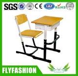 安い学校の教室単一学生の調査の机および表(SF-04S)
