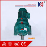 Redutor elétrico da engrenagem do torque elevado para plásticos