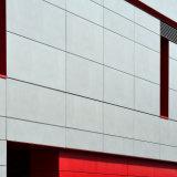 Panneau en aluminium décoratif pour le revêtement de mur extérieur