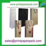 Sac de papier d'emballage avec le traitement de coton