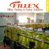 Oil Filling와 Packing Line를 기름을 바르기