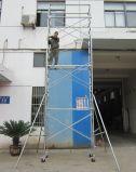 안전한 세륨 SGS 훈장을%s 승인되는 좁은 비계 탑