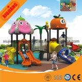 Xiujiang 2016 neuer Entwurf im Freienspielplatz-doppeltes Plastikplättchen