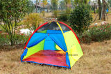 Tente extérieure se pliante d'enfants de tente de tente campante de la tente Hc-T-Kt19