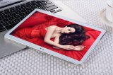 Mtk8321 сердечник 3G квада 10.1 дюймов удваивают PC таблетки телефона карточки 800*1280 IPS SIM