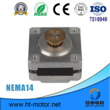 NEMA 14のシリーズハイブリッド段階モーター