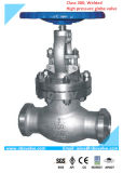 "API Welded High Pressure Seal Globe Valves (3 "" - 300lb)"