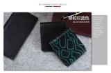 رجال كلاسيكيّة جلد بطاقة محفظة نمو [جنوين لثر] محفظة