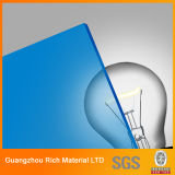 3mm warf Plastik-PMMA das Blatt-Farbe Acrylplexiglas-Vorstand