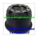 Roadtechの自動予備品のブレーキドラム64015bのGuniteのブレーキドラム3854X