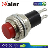 Spst 2 Pin円形ボタンの押しボタンスイッチ(DS-314/DS-315)