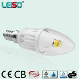 CREE perfeito Chip 90ra Scob Candle Lamp de Replace 25W Incandescent Bulb E14 (LS-B304-B-CWW/CW)
