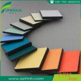 多彩な装飾の高圧の積層物のパネル