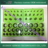 382 und Silikon-Gummi-Ring-Zusammenstellungs-Installationssatz des Fluor-386PCS