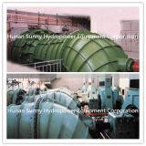 管状のハイドロ(水)タービン発電機Hydroturbine/水力電気