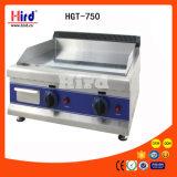 Griddle газа (Hgf-750) вся машина выпечки оборудования гостиницы оборудования кухни машины еды оборудования доставки с обслуживанием BBQ оборудования хлебопекарни Ce Falt