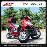 Il motociclo legale degli S.U.A. 50cc della via si leva in piedi in su il motorino adulto di Trike