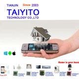 Domotique de Wulian Zigbee d'usine de recherche et développement de Taiyito avec le $$etAPP neuf à télécommande