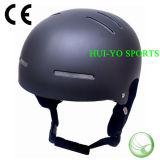 スキーヘルメット、堅シェルのスノーボードのヘルメット、ABSシェルのスキーヘルメット