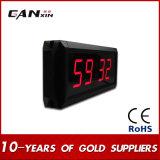 [Ganxin] часы индикации СИД времени 1.8 цифров точности дюйма электронные