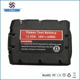 Batería Milwaukee M18 Herramienta eléctrica 48-11-1828 18V Rojo batería de litio de 3,0 Ah Xc reemplazo del Li-ion