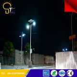Manufacturer superiore 10m Solar Powered Light con Double 40W