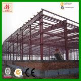 Godown del almacén de la estructura de acero de la luz del bajo costo